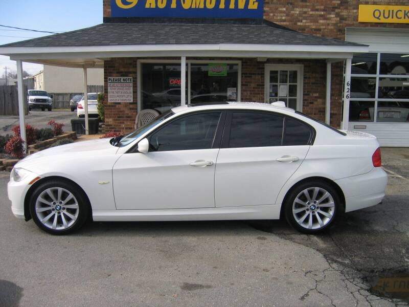 2011 BMW 3 Series for sale at Main Street Auto LLC in King NC