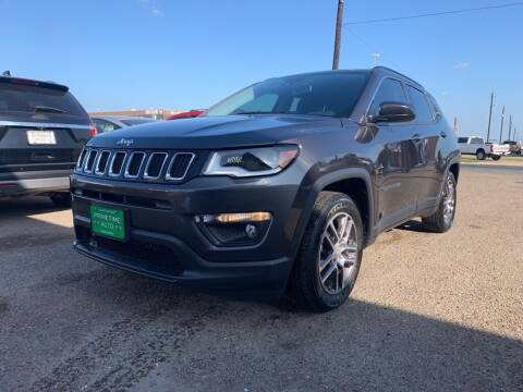 2020 Jeep Compass for sale at Primetime Auto in Corpus Christi TX