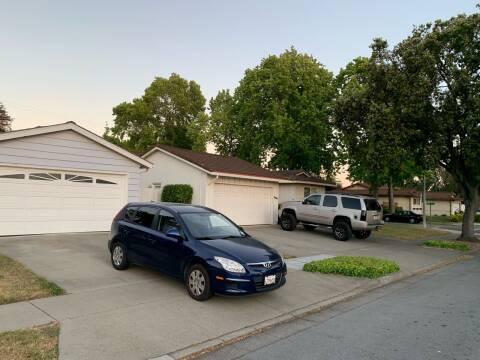 2012 Hyundai Elantra Touring for sale at Blue Eagle Motors in Fremont CA