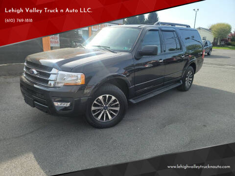 2015 Ford Expedition EL for sale at Lehigh Valley Truck n Auto LLC. in Schnecksville PA