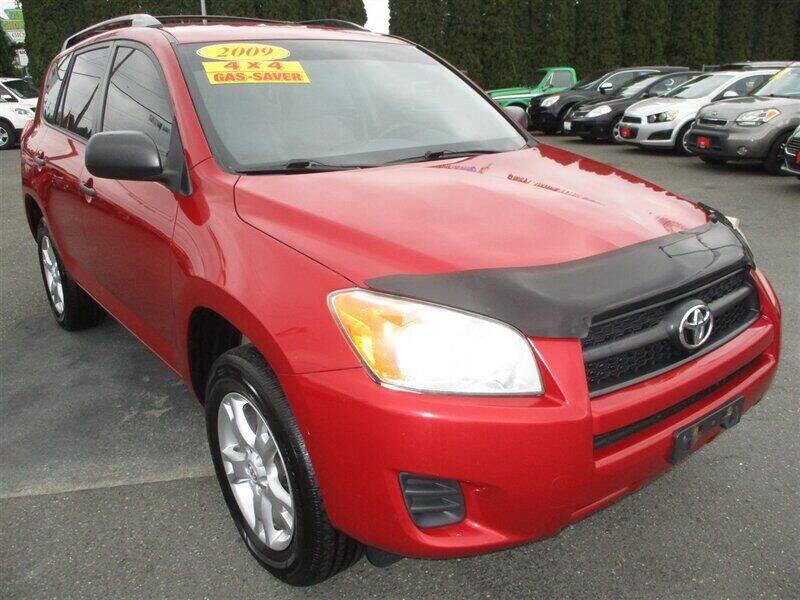 2009 Toyota RAV4 for sale at GMA Of Everett in Everett WA