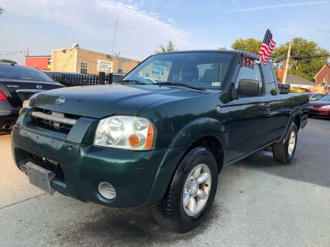 2001 Nissan Frontier for sale at Crestwood Auto Center in Richmond VA