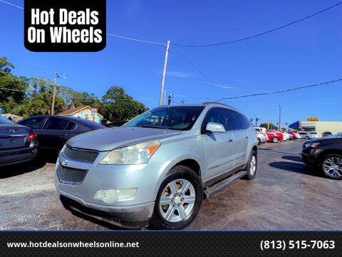 2009 Chevrolet Traverse for sale at Hot Deals On Wheels in Tampa FL