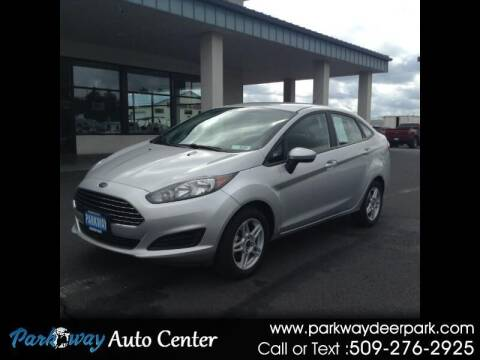 2017 Ford Fiesta for sale at PARKWAY AUTO CENTER AND RV in Deer Park WA
