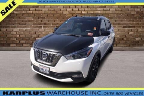 2019 Nissan Kicks for sale at Karplus Warehouse in Pacoima CA
