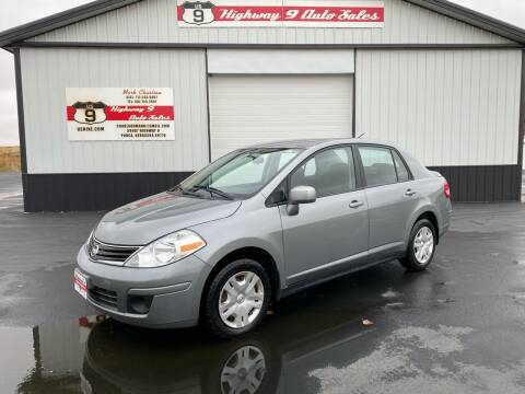 2010 Nissan Versa for sale at Highway 9 Auto Sales - Visit us at usnine.com in Ponca NE