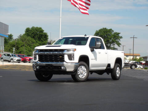 2021 Chevrolet Silverado 2500HD for sale at Jack Schmitt Chevrolet Wood River in Wood River IL