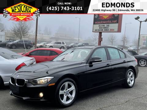 2015 BMW 3 Series for sale at West Coast Auto Works in Edmonds WA
