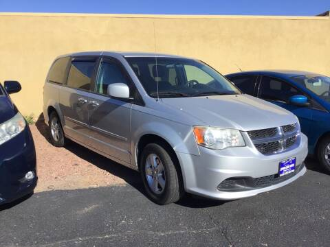 2012 Dodge Grand Caravan for sale at SPEND-LESS AUTO in Kingman AZ