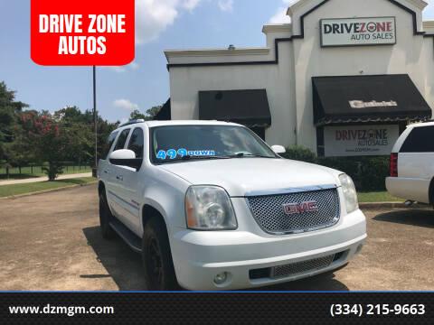 2008 GMC Yukon for sale at DRIVE ZONE AUTOS in Montgomery AL