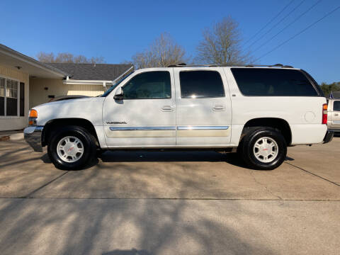 2002 GMC Yukon XL for sale at H3 Auto Group in Huntsville TX