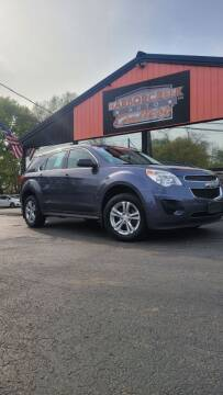 2014 Chevrolet Equinox for sale at Harborcreek Auto Gallery in Harborcreek PA