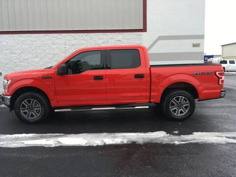 2018 Ford F-150 for sale at Ryan Motors in Frankfort IL