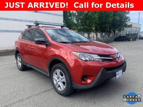 2015 Toyota RAV4 for sale at Toyota of Seattle in Seattle WA