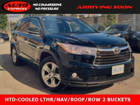 2015 Toyota Highlander for sale at Auto Express in Lafayette IN