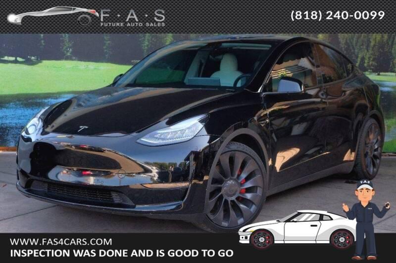 2020 Tesla Model Y for sale at Best Car Buy in Glendale CA