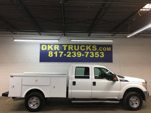 2012 Ford F-350 Super Duty for sale at DKR Trucks in Arlington TX