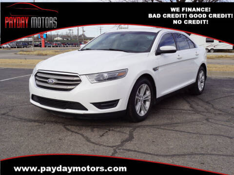 2014 Ford Taurus for sale at Payday Motors in Wichita And Topeka KS