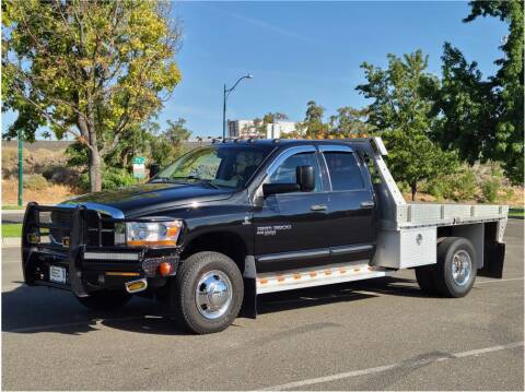 2006 Dodge Ram Pickup 3500 for sale at Elite 1 Auto Sales in Kennewick WA