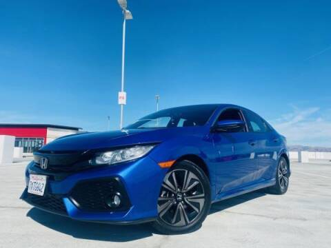 2017 Honda Civic for sale at Wholesale Auto Plaza Inc. in San Jose CA