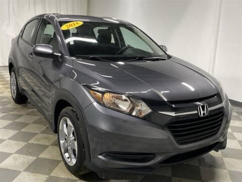 2018 Honda HR-V for sale at Mr. Car City in Brentwood MD