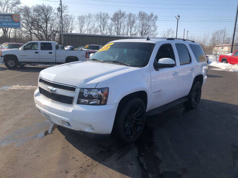 2007 Chevrolet Tahoe for sale at Smart Buy Auto in Bradley IL