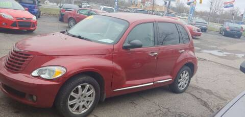 2008 Chrysler PT Cruiser for sale at Superior Motors in Mount Morris MI