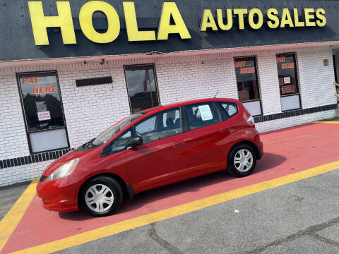 2009 Honda Fit for sale at HOLA AUTO SALES CHAMBLEE- BUY HERE PAY HERE - in Atlanta GA