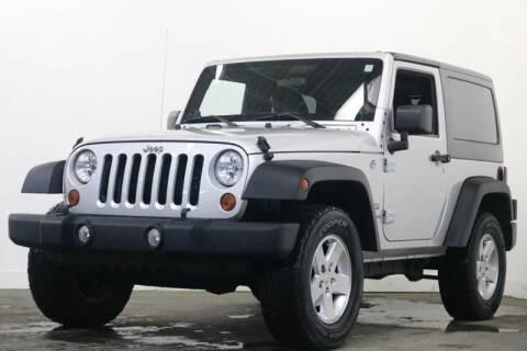 2012 Jeep Wrangler for sale at Clawson Auto Sales in Clawson MI