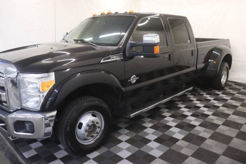 2013 Ford F-350 Super Duty for sale at AH Ride & Pride Auto Group in Akron OH