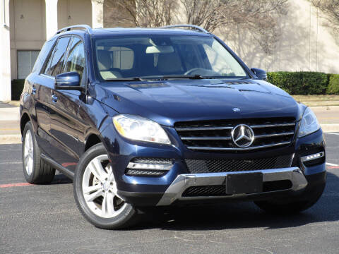 2015 Mercedes-Benz M-Class for sale at Ritz Auto Group in Dallas TX