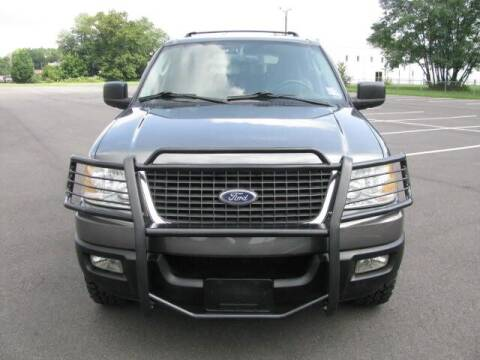 2003 Ford Expedition for sale at Iron Horse Auto Sales in Sewell NJ