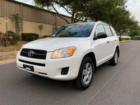 2010 Toyota RAV4 for sale at Presidents Cars LLC in Orlando FL
