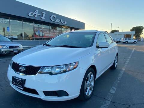 2010 Kia Forte for sale at A1 Carz, Inc in Sacramento CA