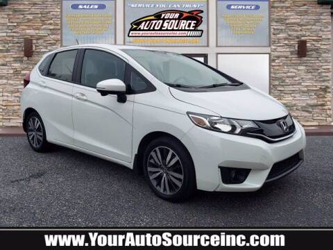 2017 Honda Fit for sale at Your Auto Source in York PA