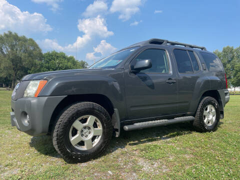 2007 Nissan Xterra for sale at CESSNA MOTORS INC in Bedford PA
