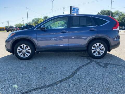 2012 Honda CR-V for sale at SS Auto Pro of Grand Rapids in Kentwood MI