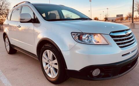 2008 Subaru Tribeca for sale at Driveline Auto Solution, LLC in Wylie TX