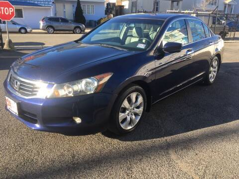 2008 Honda Accord for sale at B & M Auto Sales INC in Elizabeth NJ
