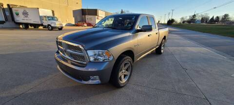 2009 Dodge Ram Pickup 1500 for sale at Steve's Auto Sales in Madison WI