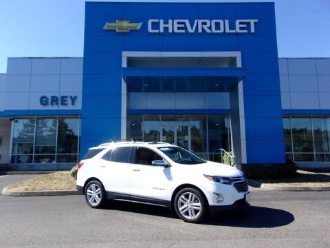 2018 Chevrolet Equinox for sale at Grey Chevrolet, Inc. in Port Orchard WA