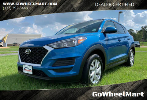 2019 Hyundai Tucson for sale at GoWheelMart in Leesville LA