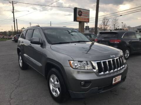 2012 Jeep Grand Cherokee for sale at Cars 4 Grab in Winchester VA