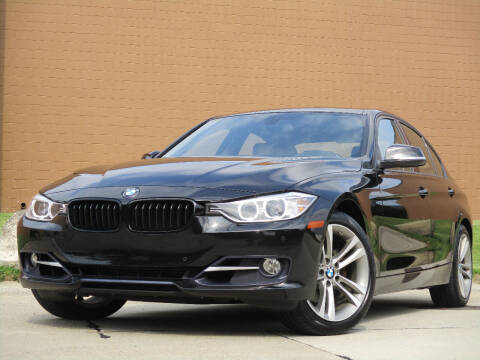 2015 BMW 3 Series for sale at Autohaus in Royal Oak MI