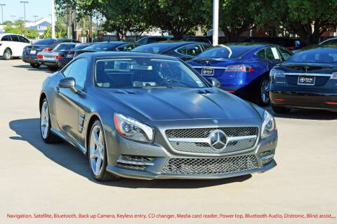 2013 Mercedes-Benz SL-Class for sale at Silver Star Motorcars in Dallas TX