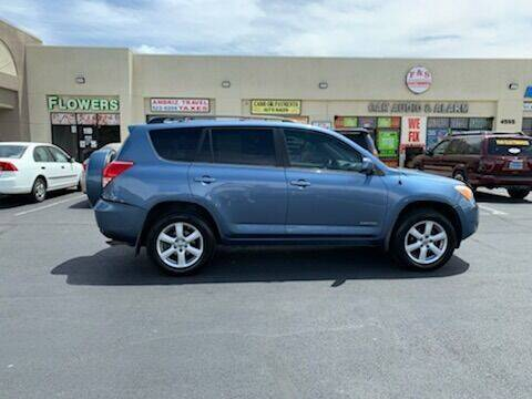 2008 Toyota RAV4 for sale at CASH OR PAYMENTS AUTO SALES in Las Vegas NV