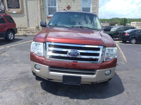 2007 Ford Expedition EL for sale at Discovery Auto Sales in New Lenox IL