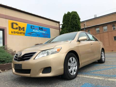 2011 Toyota Camry for sale at Car Mart Auto Center II, LLC in Allentown PA