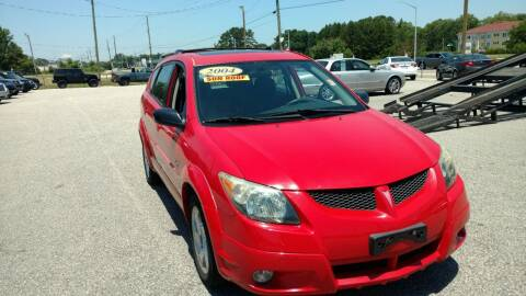 2004 Pontiac Vibe for sale at Kelly & Kelly Supermarket of Cars in Fayetteville NC