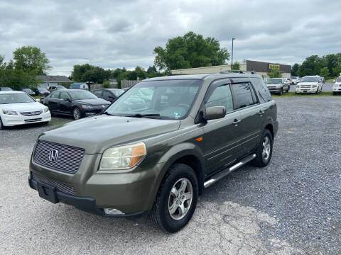 2006 Honda Pilot for sale at US5 Auto Sales in Shippensburg PA